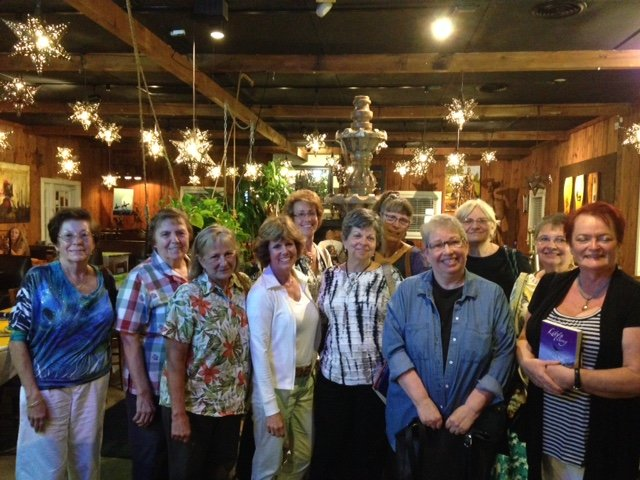 lake lure book club