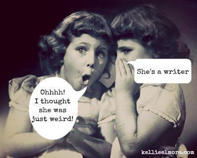 the weird writer