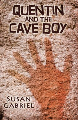 quentin and the cave boy book