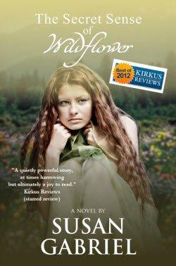 novel, The Secret Sense of Wildflower