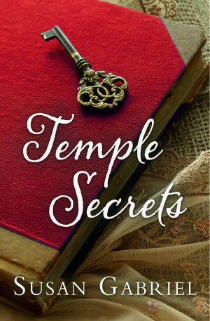 southern novel, Temple Secrets by Susan Gabriel