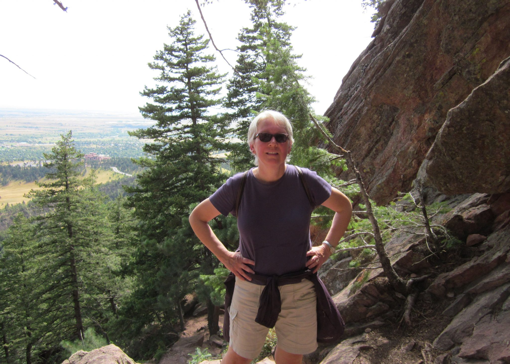 From the Front Porch: Interview with Susan Bernhardt